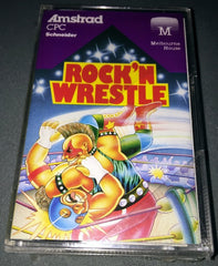 Rock & Wrestle  (SEALED) - TheRetroCavern.com  - 1
