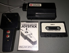 Cambridge Computing Intelligent Joystick interface + Joystick