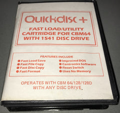 Quickdisc+  /  Quickdisk+ Fastload / Utility Cartridge