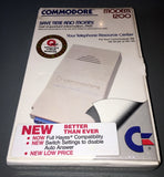 Commodore 64 / 128 1670 Modem/1200 (SEALED) - TheRetroCavern.com  - 1