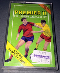 Premier Superleague II  /  2 - TheRetroCavern.com  - 1
