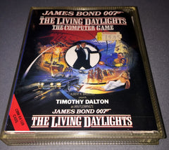 James Bond 007 - The Living Daylights - TheRetroCavern.com  - 1