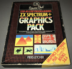 Screen Shot - ZX Spectrum Graphics Pack