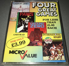 Four Great Games Volume 1   (Compilation)