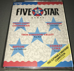 Five Star Games   (5 Star Games)   (Compilation)