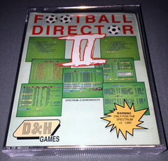 Football Director II  /  2  (Alternative Inlay)