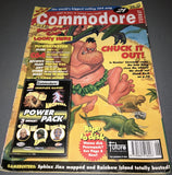 Commodore Format Magazine + Cover Tape! (Issue 21, June 1992)
