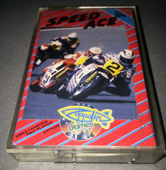 Speed Ace (Alternative Tape Label) - TheRetroCavern.com  - 1
