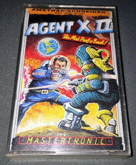 Agent X II - The Mad Prof's Back - TheRetroCavern.com  - 1