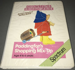 Paddington's Shopping Mix-Up