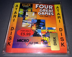 Four Great Games Volume 2   (Compilation) - TheRetroCavern.com  - 1
