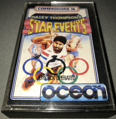 Daley Thompson's Star Events