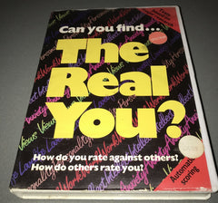Can You Find... The Real You?