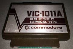 VIC 1011A RS232C Terminal Type Interface Cartridge