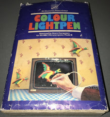 BBC Colour Light Pen + Graphics Software