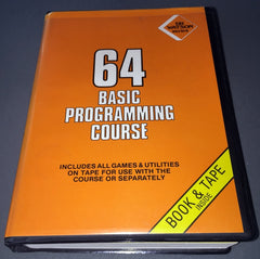 64 BASIC Programming Course (Alternative Packaging) (Dr Watson) - TheRetroCavern.com  - 1