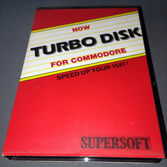 Now Turbo Disk For Commodore - TheRetroCavern.com  - 1