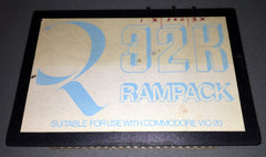 Q 32KB Rampack - Switchable Memory Expansion Cartridge