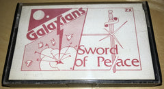 Galaxians / Sword Of Peace (Red Text)  (Compilation)