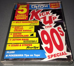 Crash - Kick Up The 90's Special  (January 1990)