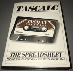 Tascalc  /  Tas Calc - The Spreadsheet