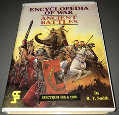 Encyclopedia Of War - Ancient Battles