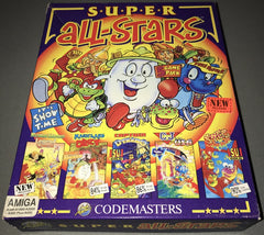 Super All-Stars - 5 Game Pack   (Compilation)