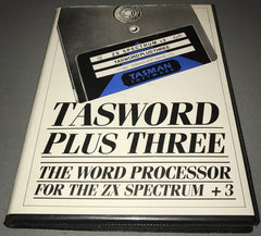 Tasword Plus Three / +3