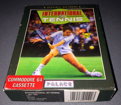 International 3D Tennis - TheRetroCavern.com  - 1