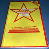 The Texas Program Book