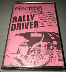 Acorn User - Rally Driver + Others   (Compilation)