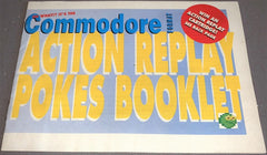 Commodore Format - Action Replay Pokes Booklet   (Issue 7 supplement)