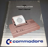 Commodore 1525 Printer Plotter User's Manual