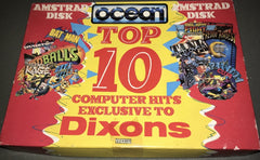 Ocean Top 10 Computer Hits   (Dixons Compilation - INCOMPLETE)