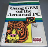 Using GEM On The Amstrad PC