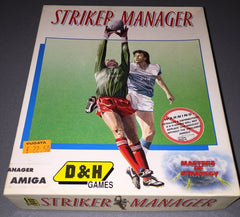 Striker Manager - TheRetroCavern.com  - 1