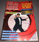 Atari User Magazine - Volume 3, Issue No. 4 (August 1987) - TheRetroCavern.com  - 1