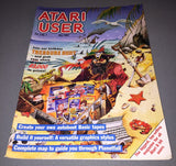 Atari User Magazine - Volume 3, Issue No. 1 (May 1987) - TheRetroCavern.com  - 1