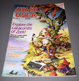 Atari User Magazine - Volume 2, Issue No. 12 (April 1987) - TheRetroCavern.com  - 1