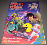 Atari User Magazine - Volume 2, Issue No. 8 (December 1986) - TheRetroCavern.com  - 1
