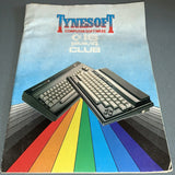 Tynesoft C16 Club Catalogue for Commodore C16 / Plus/4 Computers