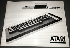 Atari 800XL User Manual