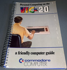 Personal Computing On The Vic 20  (Alternative Cover)