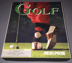 Microprose Golf - TheRetroCavern.com  - 1
