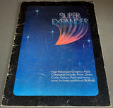MANUAL for VIC-1211A - Super Expander with 3K RAM Cartridge
