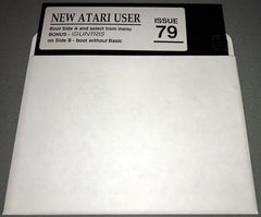 New Atari User - Coverdisk (Issue 79)