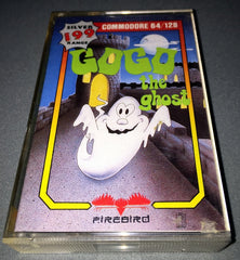 Gogo The Ghost (Alternative Cover)