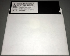New Atari User - Coverdisk (Issue 67)