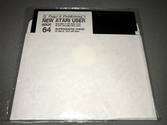 New Atari User - Coverdisk (Issue 64)