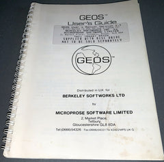 GEOS Desktop 1.3 - User Manual